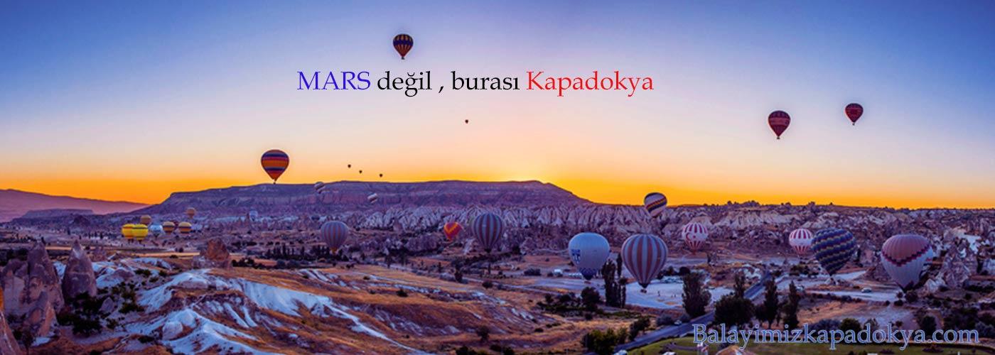 kapadokya balayi - Kapadokya Balayı